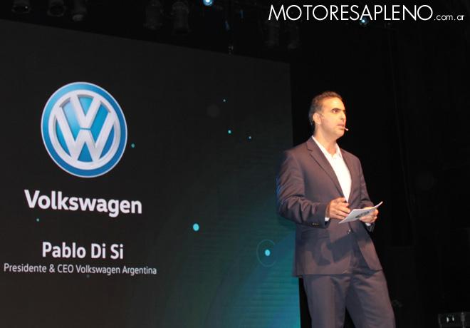 Pablo Di Si - Presidente y CEO de VW Argentina