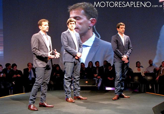 Peugeot - Presentacion 208 1