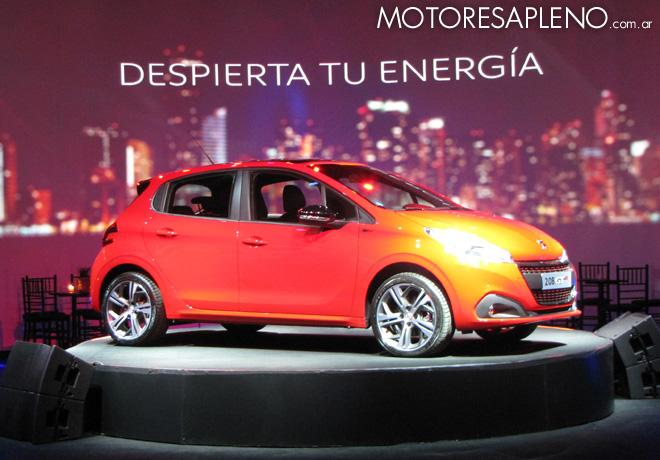 Peugeot - Presentacion 208 2