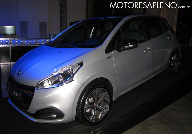 Peugeot - Presentacion 208 5