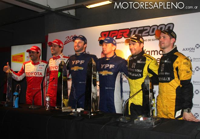 STC2000 - 200 km de Buenos Aires 2016 - Carrera - Conferencia