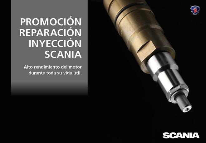 Scania - Promocion de Servicios