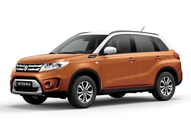 Suzuki All New Vitara 1