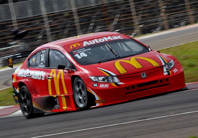 TC2000 - Concepcion del Uruguay 2016 - Carrera Sprint - Martin Moggia - Honda Civic