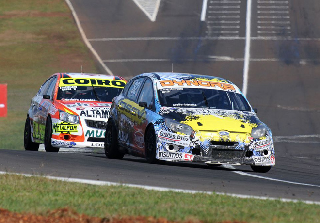 TN - Posadas 2016 - C3 - Mauricio Lambiris - Ford Focus