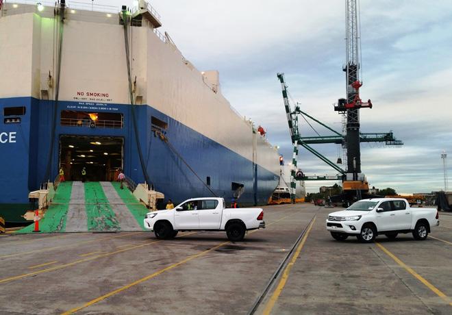 Toyota Argentina exportara a nuevos destinos en America Latina