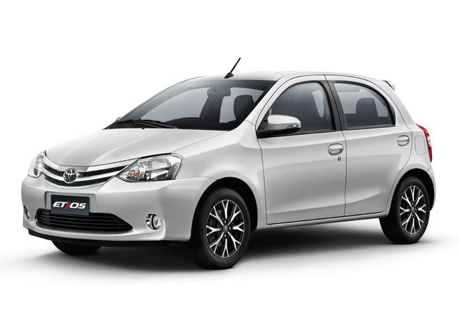Toyota Etios Platinum 2016 1