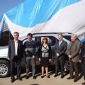 Toyota contribuye a la educacion en escuelas tecnicas - Entrega Chaco