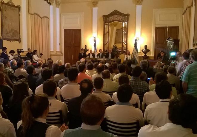 Toyota contribuye a la educacion en escuelas tecnicas - Entrega Corrientes
