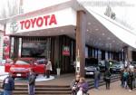 Toyota en La Rural 1