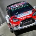 WRC - Finlandia 2016 - Dia 2 - Kris Meeke - Citroen DS3