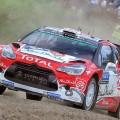 WRC - Finlandia 2016 - Dia 3 - Kris Meeke - Citroen DS3