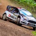 WRC - Polonia 2016 - Dia 2 - Ott Tanak - Ford Fiesta RS WRC