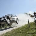 WRC - Polonia 2016 - Dia 3 - Ott Tanak - Ford Fiesta RS WRC