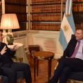 Alianza Renault-Nissan - Reunion entre Carlos Ghosn y Mauricio Macri