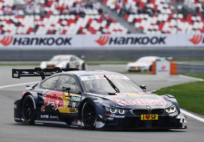 DTM - Moscu 2016 - Carrera 2 - Marco Wittmann - BMW