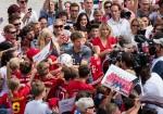 El Bayern Munich inicia una nueva temporada de la mano de Audi 2