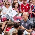 El Bayern Munich inicia una nueva temporada de la mano de Audi 3