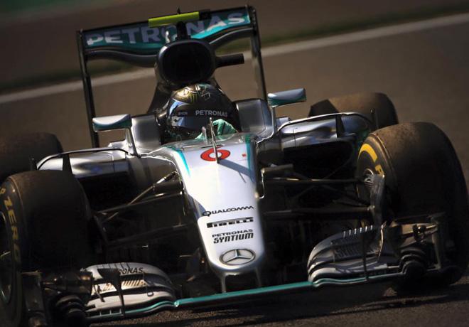 F1 - Belgica 2016 - Carrera - Nico Rosberg - Mercedes GP
