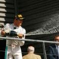 F1 - Belgica 2016 - Carrera - Nico Rosberg en el Podio
