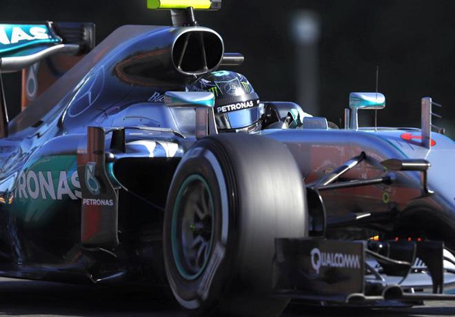 F1 - Belgica 2016 - Clasificacion - Nico Rosberg - Mercedes GP