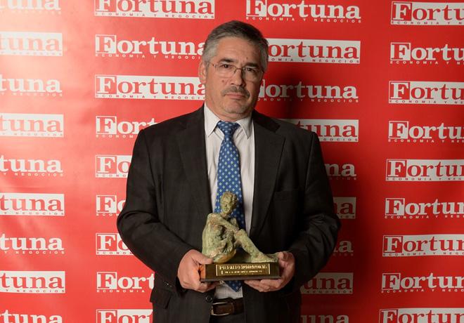 FCA Automobiles Argentina recibio el premio Premio Fortuna - Mejor Empresa Automotriz 2015