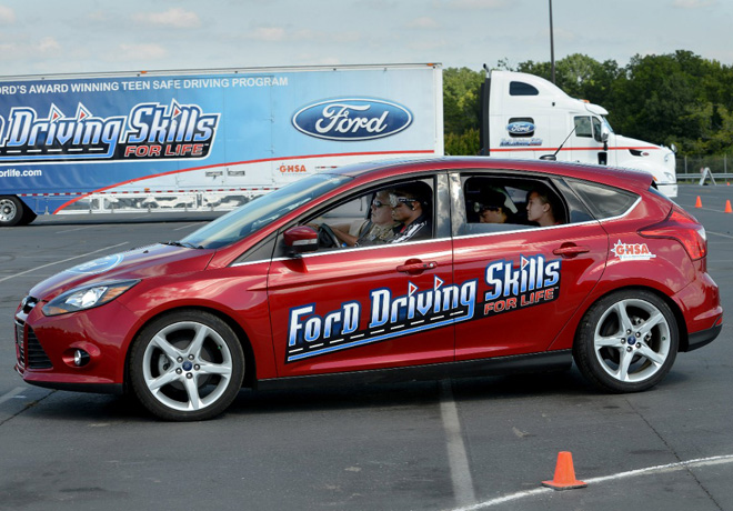 Ford Driving Skills 1