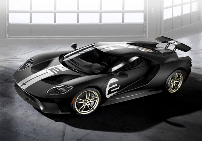 Ford GT Heritage 1
