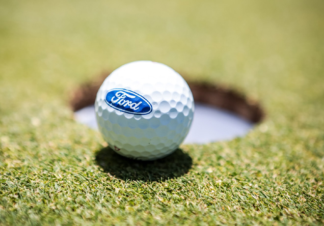 Ford Kinetic Design Golf Invitational 2016