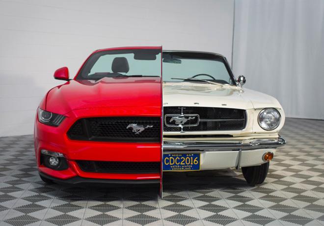 Ford Mustang va al Hall de la Fama de los Inventos como simbolo de innovacion automotriz 1