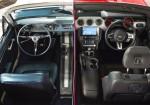 Ford Mustang va al Hall de la Fama de los Inventos como simbolo de innovacion automotriz 3