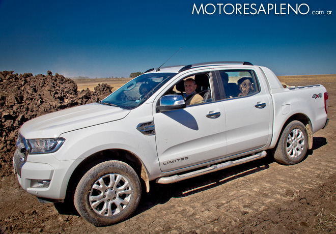 Ford - Ranger Experience 3
