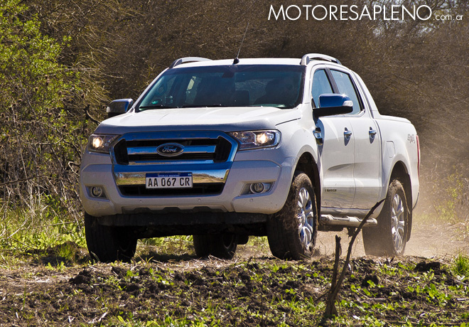 Ford - Ranger Experience 7