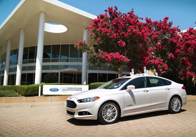 Ford invierte en investigacion y desarrollo en vehiculos comerciales completamente autonomos para 2021 1