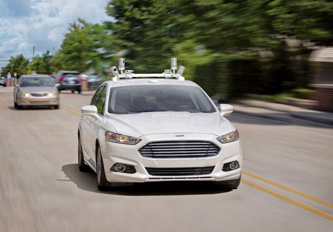Ford invierte en investigacion y desarrollo en vehiculos comerciales completamente autonomos para 2021 2