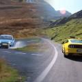Ford muestra las mejores rutas europeas para manejar con Mustang - Focus y Fiesta