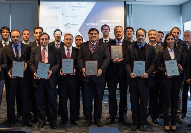 GM Argentina - Premios a la Excelencia en Calidad 2015