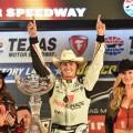 IndyCar - Texas 2016 - Carrera - Graham Rahal en el Podio