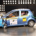 Latin NCAP - BYD F0 - sin Airbags
