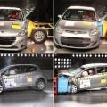 Latin NCAP - Peugeot 208 y Fiat New Palio