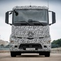Mercedes-Benz Urban eTruck 1