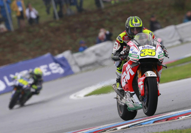 MotoGP - Brno 2016 - Cal Crutchlow - Honda