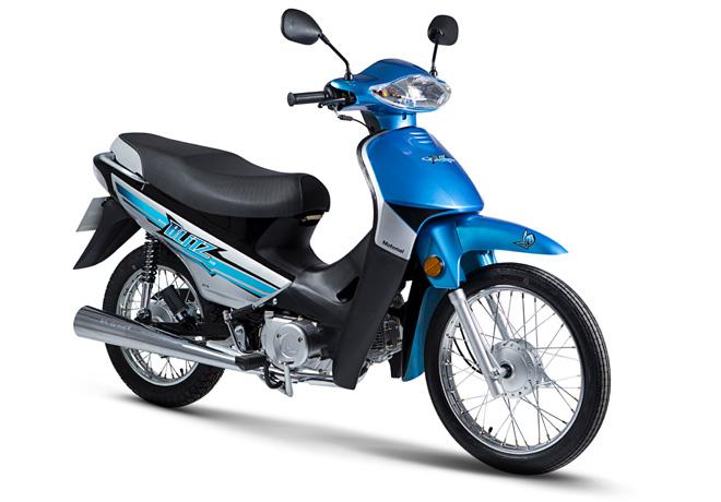 Motomel Blitz V8 1