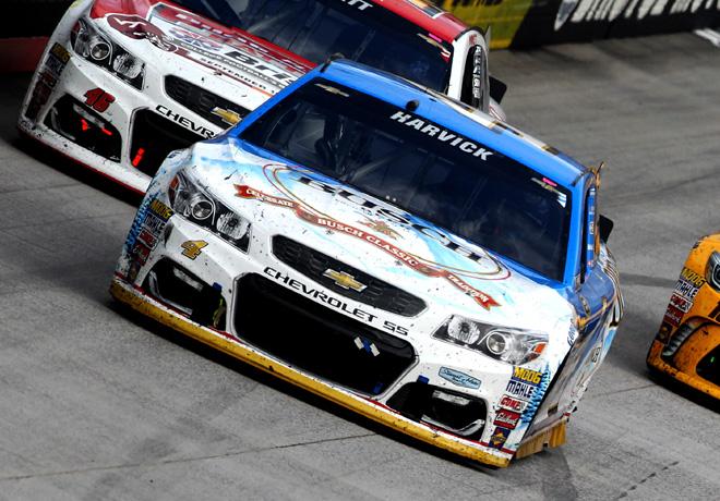 NASCAR - Bristol 2016 - Kevin Harvick - Chevrolet SS