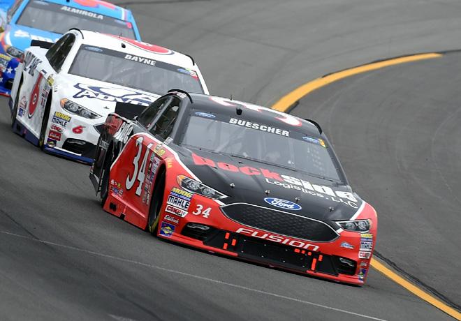 NASCAR - Pocono 2016 - Chris Buescher - Ford Fusion