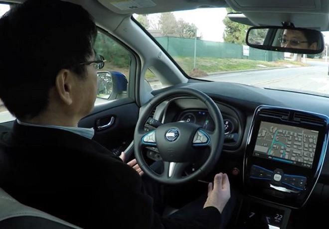 Nissan Intelligent Driving 2