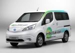 Nissan e-NV200 e-Bio Fuel Cell 1