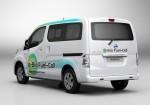 Nissan e-NV200 e-Bio Fuel Cell 3