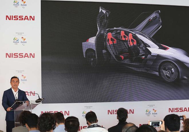Nissan presenta nuevos prototipos de su Movilidad Inteligente en Rio de Janeiro 2