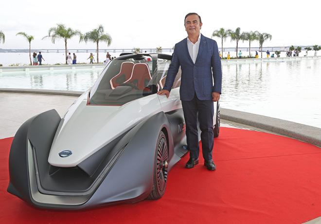 Nissan presenta nuevos prototipos de su Movilidad Inteligente en Rio de Janeiro 3